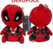 Deadpool Статуэтка Фигурка marvel Мягкая игрушка