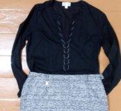 Туника и юбка , вместе 350