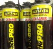 Очиститель монтажной пены Stayer 500 мл