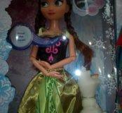 Кукла из мф Холодное сердце