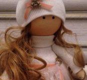 """Кукла ручной работы """" Люси """""""