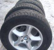 Колесо-запаска BMW X5 e53,R18