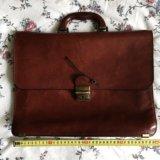 Сумка мужская портфель для ноутбука
