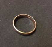 Кольцо обручальное 583