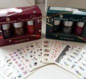 Набор лаков для ногтей из личной коллекции
