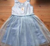 Платье холодное сердце