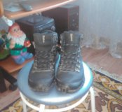 Ботинки зимние без меха