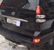 Фаркоп Toyota Land Cruiser prado 120