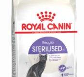 Роял канин STERILIZED для кошек 10кг