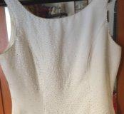 Блузка с бисером