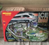 Mehano Стартовый набор Ice-3 с ландшафтом