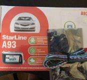 Сигнализация для автомобиля StarLine a93