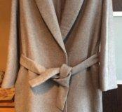 Новое серое пальто COS / S-M