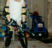 Хоккейная экипировка от 4 до 7 лет