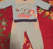 Детский костюм 80-86