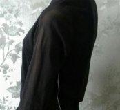 Блузка черная женская.