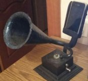 Граммофон для Iphone