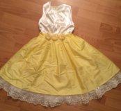 Платье для девочки плюс болеро