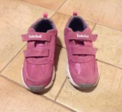 Замшевые кроссовки Timberland, 22,5 см