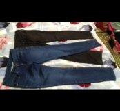 Цена за 2 пары джинс