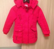 Куртка- парка для девочки