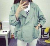 Курточка стильная летняя