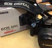 Зеркальный фотоаппарат Canon EOS 400D Kit