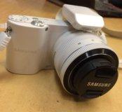 Фотоаппарат Samsung NX100 Kit