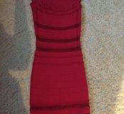 Продам бандажное платье