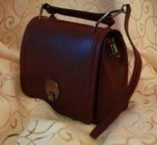 Новая! Итальянская сумка