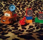Lego duplo. Мэтр 5817