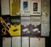 SALE! Защитное стекло, пленка. Iphone, samsung, Lg