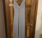 Лёгкое платье-сарафан
