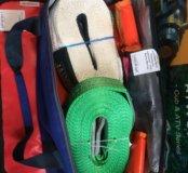 Набор тросов и аксессуаров для бездорожья