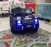 Mercedes G63 (Jiajia)