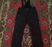 Женские болонивые штаны