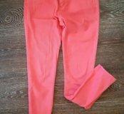 Красные джинсы FOX