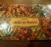 Набор миниатюрных ароматов в подарочной упаковке