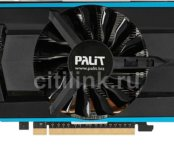 ВидеокартаPalit GeForce GTX 660 980Mhz PCI-E 3.0