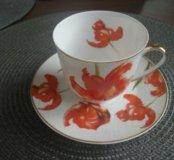 Чайный / кофейный сервиз 6 персон