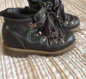 Ботинки на мальчика 26 размер MAYORAL Испания