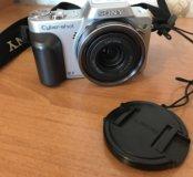 Фотоаппарат Sony DSC H10