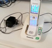 Телефон стационарный Panasonic KX-TG8411