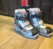 Лыжи Nordic и ботинки