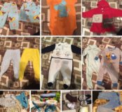Одежда для малыша 68-74