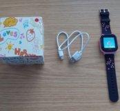 Детские смарт часы новые