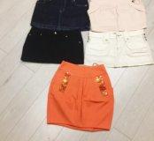 Короткие юбки.40-42-44
