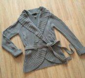 Женский свитер кардиган