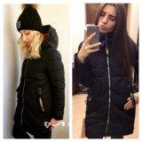 Зимняя куртка Moschino