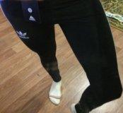 Новые штаны Адидас